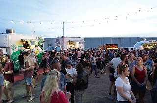 Coburg Drive-in Food Truck Festival