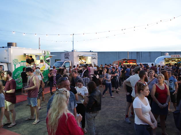 Coburg Drive-In Food Truck Festival: Easter edition