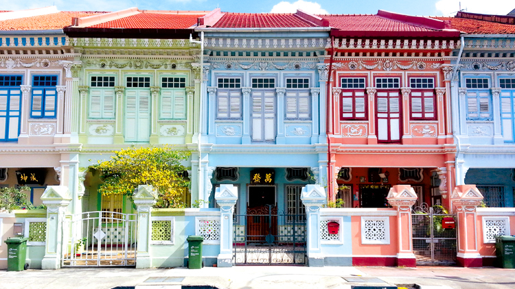 Joo Chiat and Katong