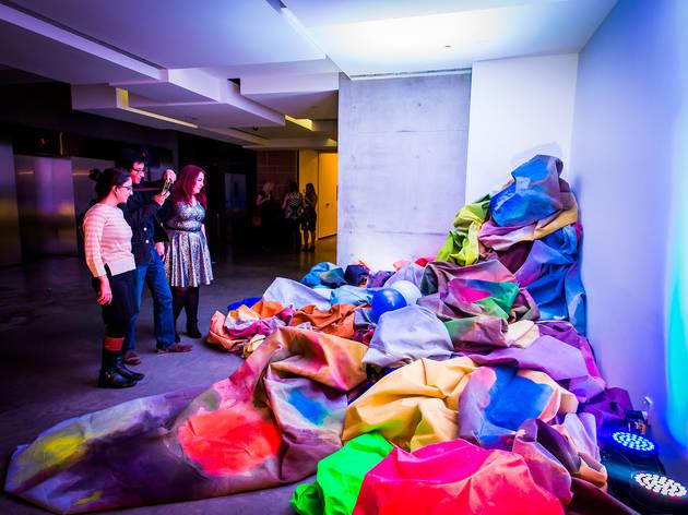 MCA Artbar 2016  (Photograph: Anna Kucera)