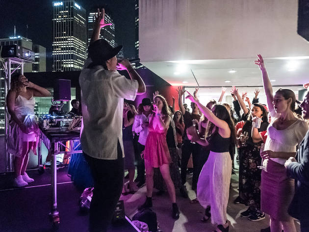 MCA ARTBAR 2016  (Photograph: Leslie Liu)