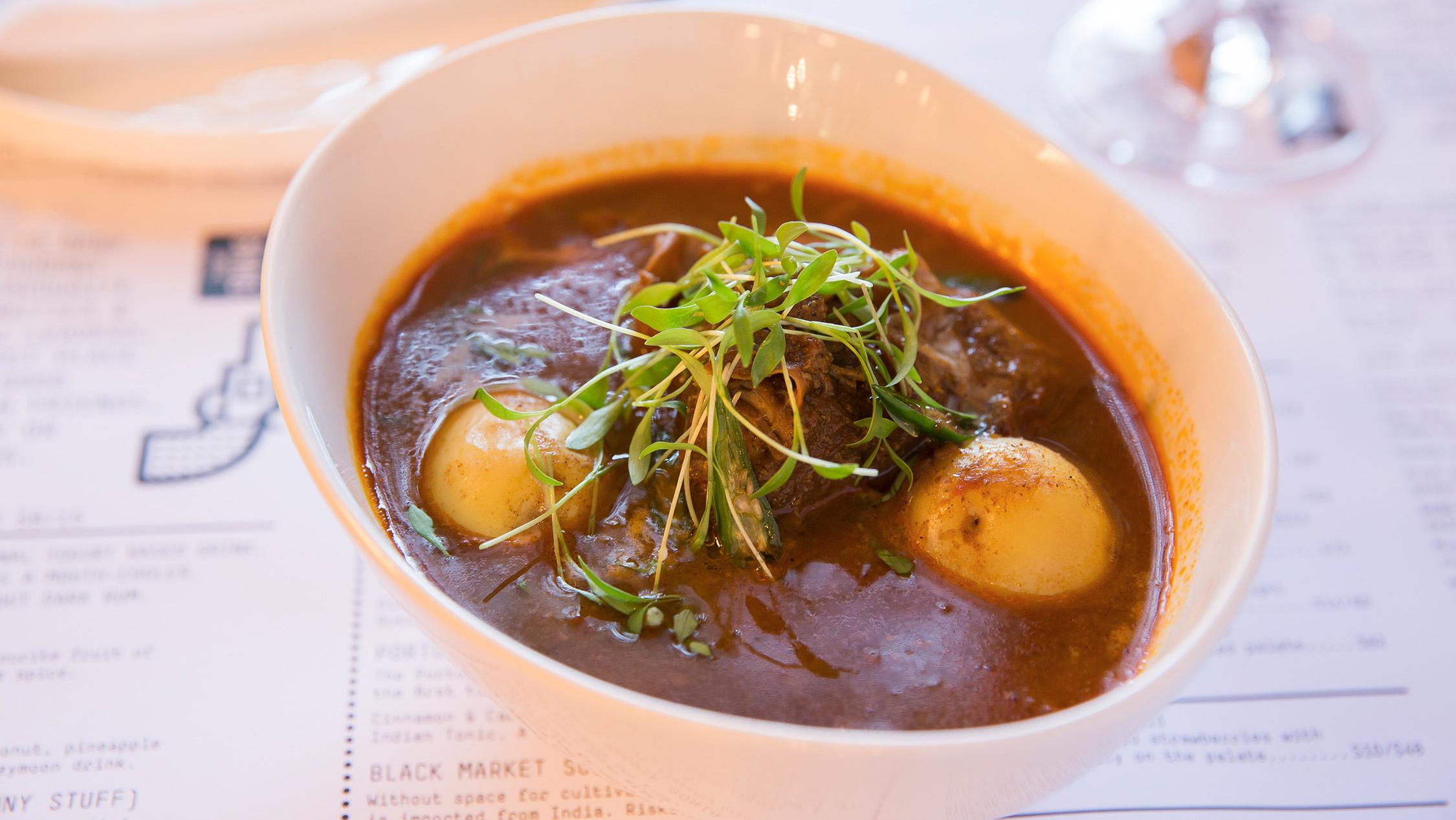 Curry at Bang Street Food