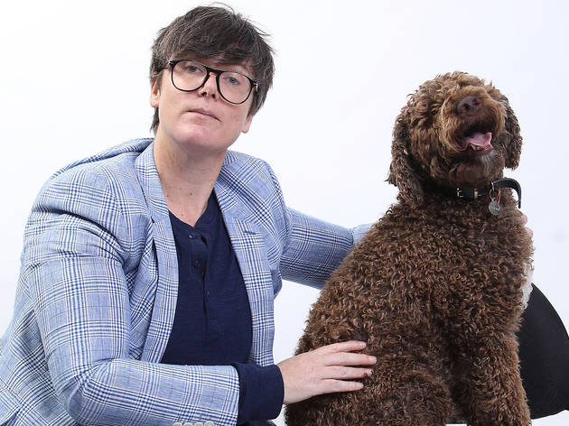 "Hannah Gadsby: ""Pain only gets worse if you try and fight it, so you go into it"""