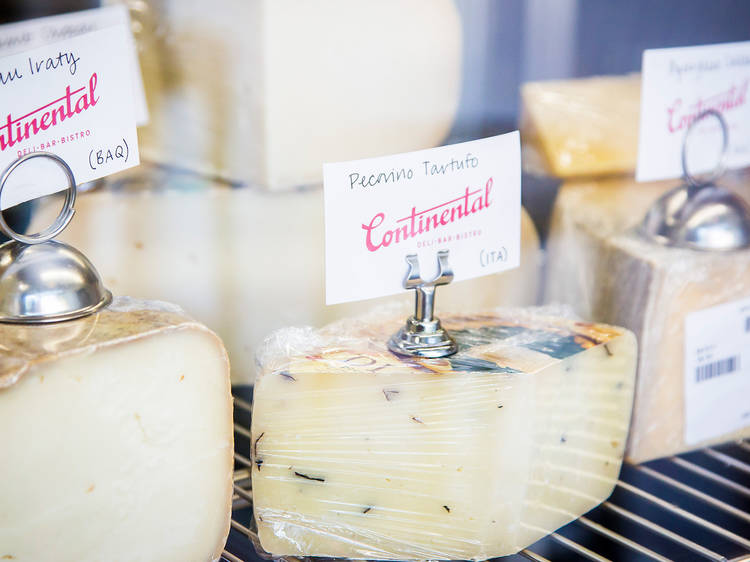 Assemble a platter with the best cheese shops in Sydney