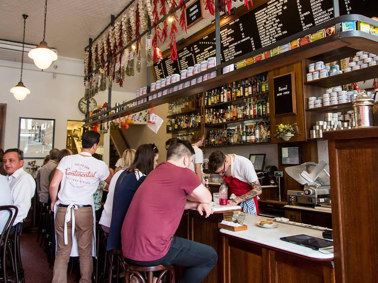 Continental Deli Bar Bistro