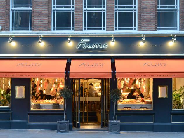 Fumo Restaurants In Covent Garden London