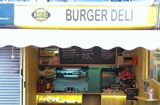 burger deli exterior