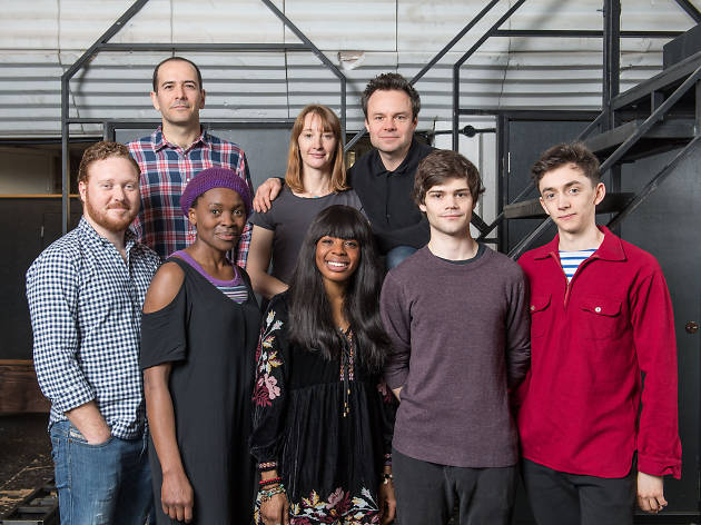 Harry Potter and the Cursed Child, second cast