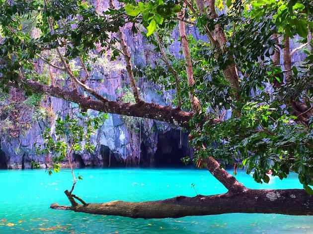 Puerto Princesa Nehri