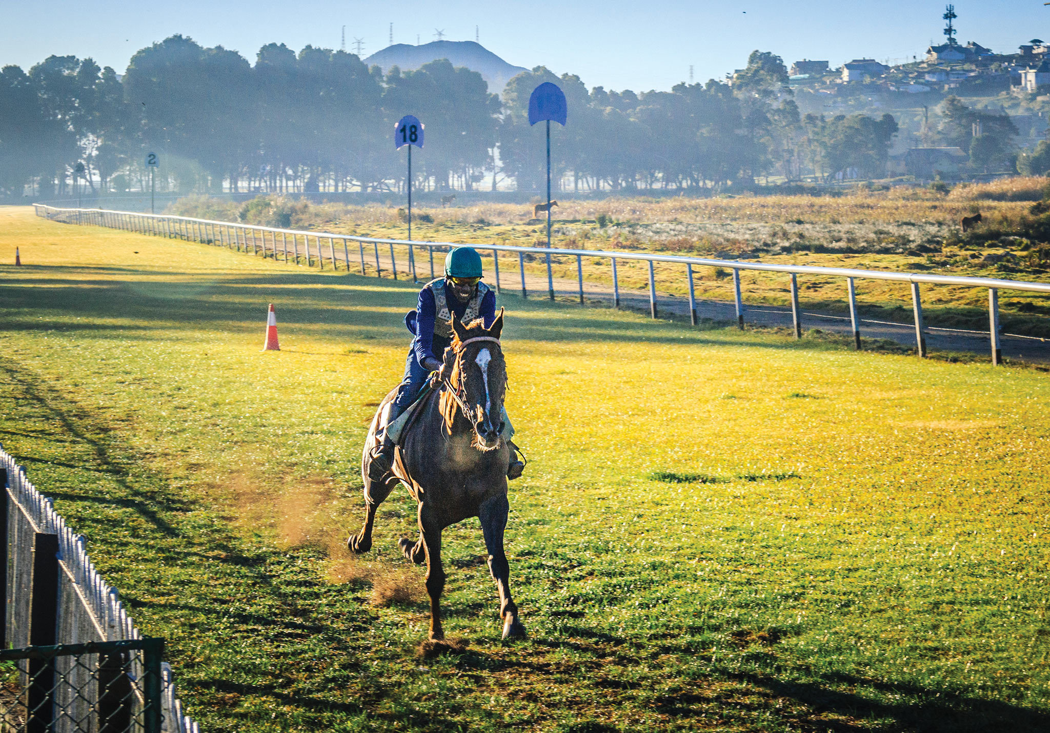 The Nuwara Eliya Horse Races are on, and it is time to look your best