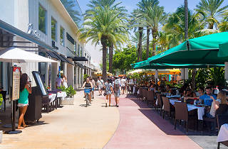 Lincoln Road Walking Tour