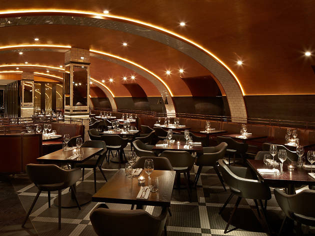 london's best spanish restaurants, aqua nueva