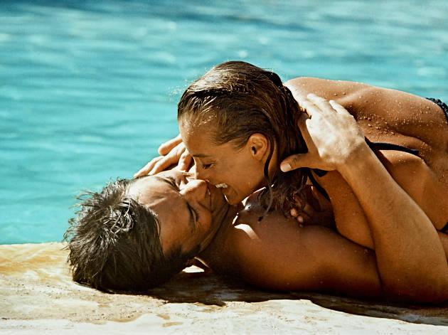 Alain Delon & Romy Schneider, Les Amants magnifiques