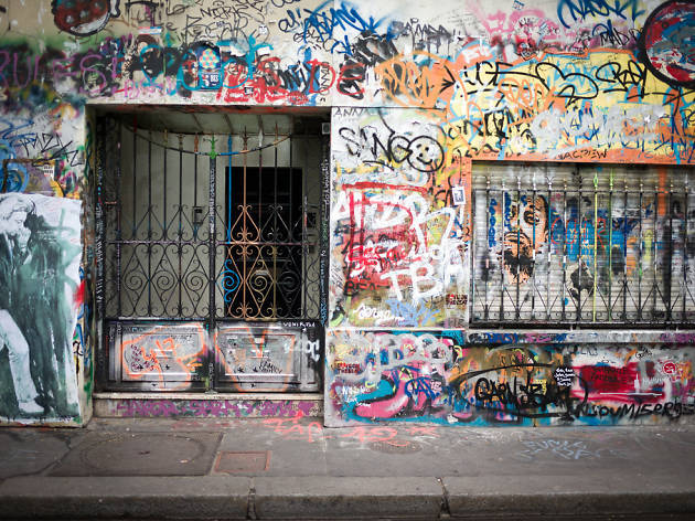 Serge Gainsbourg - Rue Verneuil