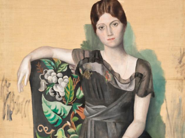 Olga Picasso