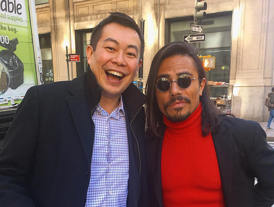 Salt Bae is in New York, and he's as beautiful as ever