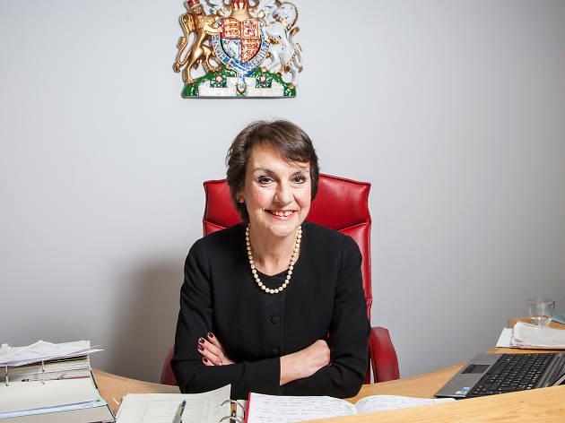 Judge Gillian Brasse