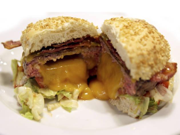 hambúrguer Munchie