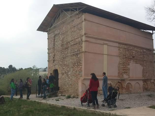 Columbari romà Ruta del Cister