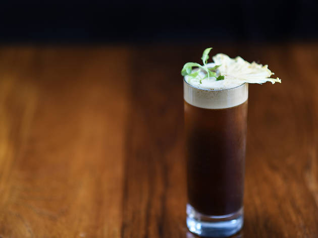 Best coffee cocktails in nyc for drinking with a buzz koko cold brew sushisamba malvernweather Choice Image