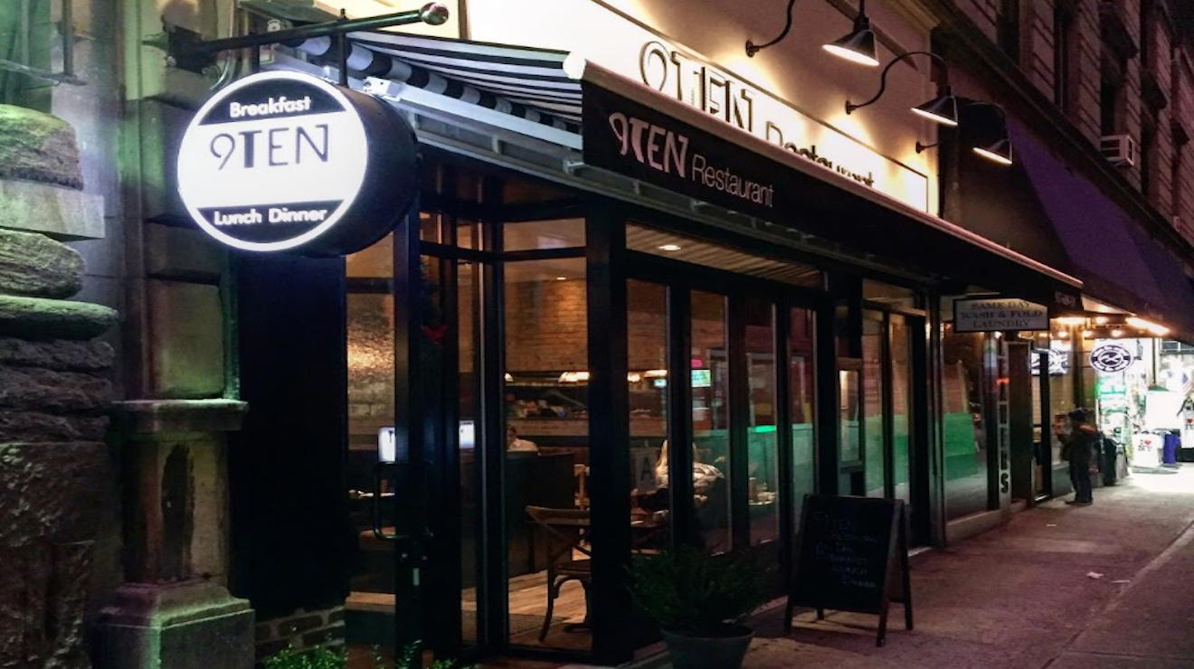 9ten Restaurant