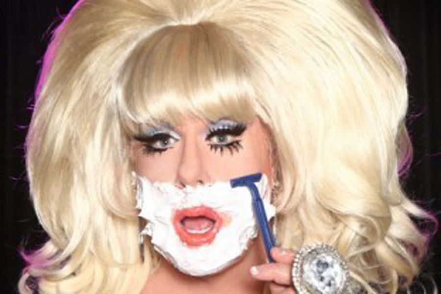 Lady Bunny In Trans-Jester!