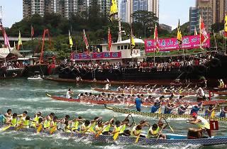 Stanley Dragon Boat Championships
