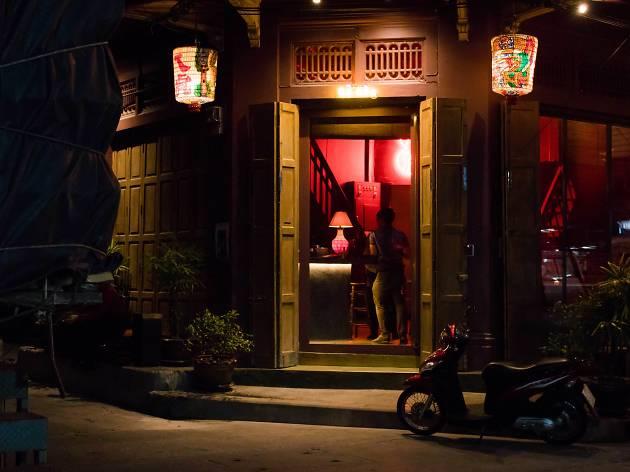 Ba Hao, the new chinese themed bar in Soi Nana