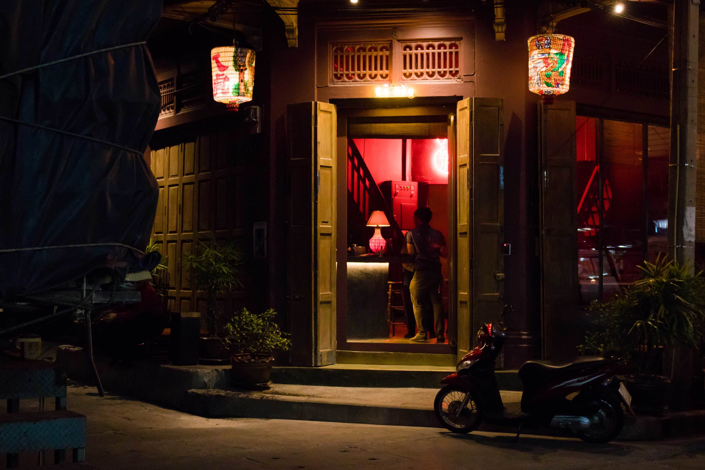 Ba Hao, the new chinese themed bar in Soi Nana