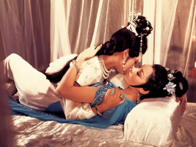 Intimate Confessions of a Chinese Courtesan   愛奴 (1972)