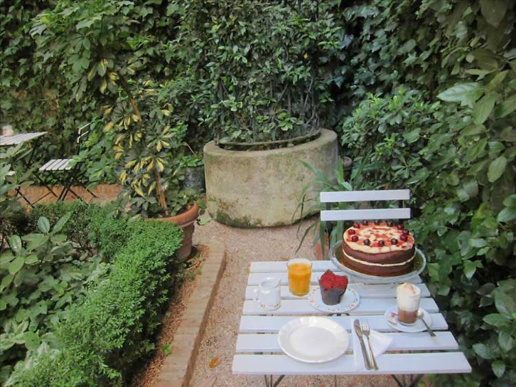 Museum of Romanticism Garden Café