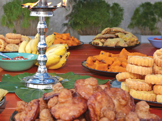 Sinhala and Tamil New Year Day
