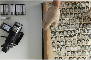 Akram Zaatari Contra la fotografia MACBA