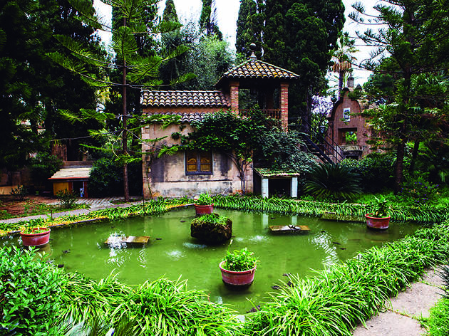 Secret Barcelona parks and gardens