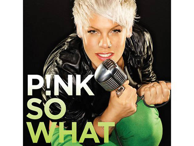 Pink, So What, inspirational songs