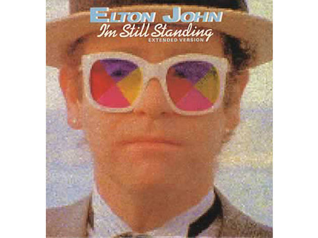 Elton John, I'm Still Standing, inspirational songs