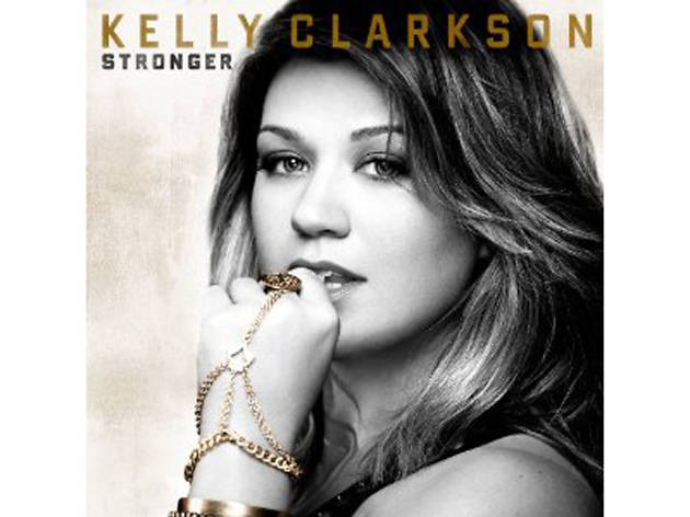 Kelly Clarkson, Stronger, inspirational songs