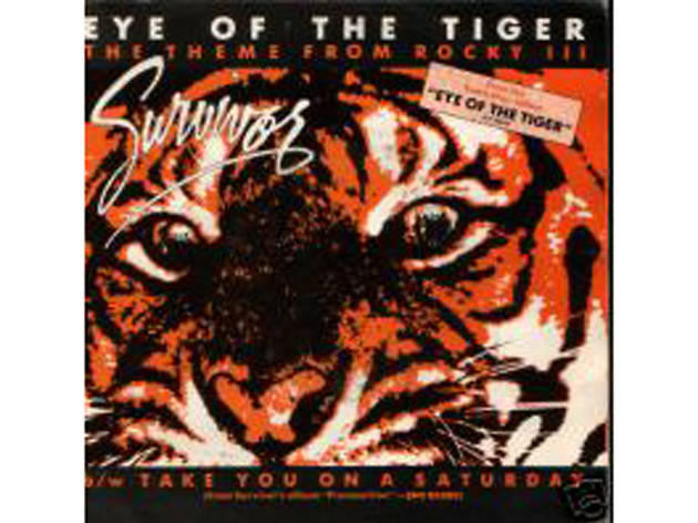 Eye of the Tiger, inspirational songs