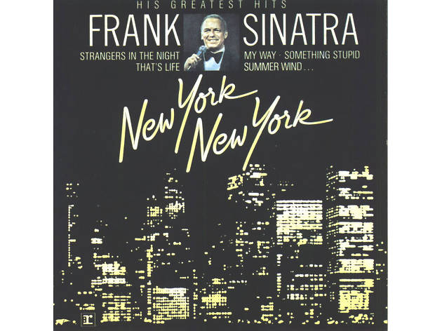 Frank Sinatra, New York New York, inspirational songs