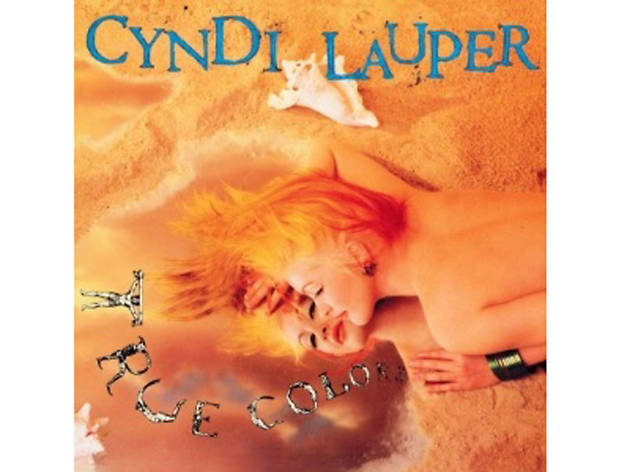 Cyndi Lauper, True Colours, inspirational songs