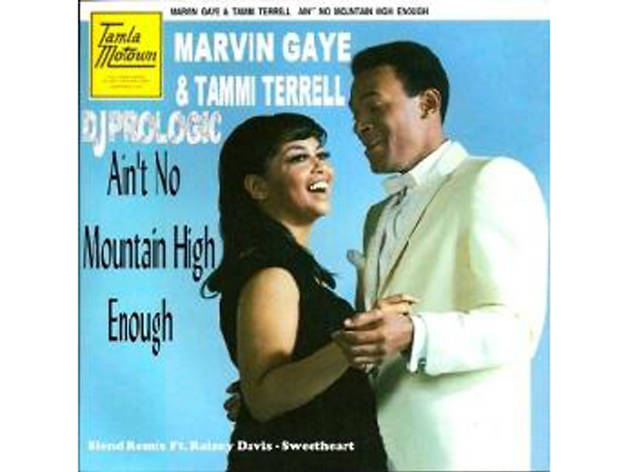 Marvin Gaye, Ain't no mountain high enough, inspirational songs