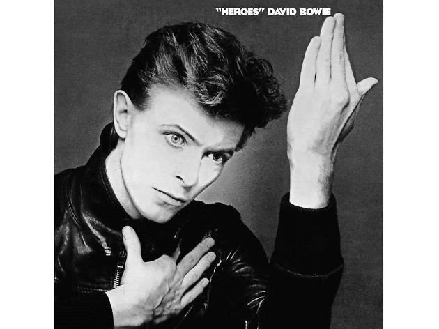 David bowie, Heroes, inspirational songs