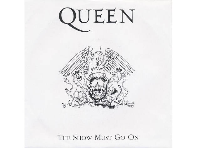 The Show Must Go On, Queen, inspirational songs