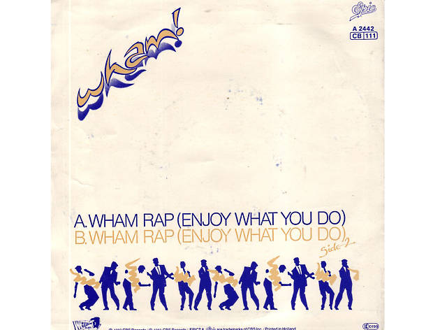Wham Rap, Wham!, inspirational songs