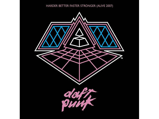 Harder Better Faster Stronger, Daft Punk, inspirational songs