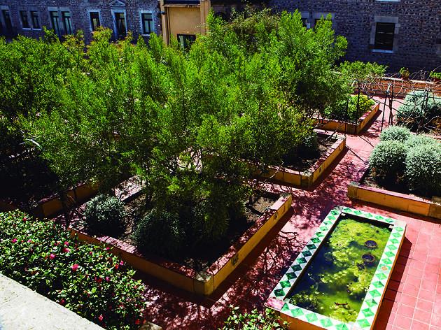 Jardins Mercè Rodoreda