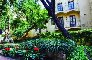 Jardins de la Casa Ignacio Puig