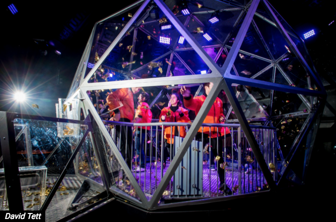 Everything you need to know about Crystal Maze Manchester