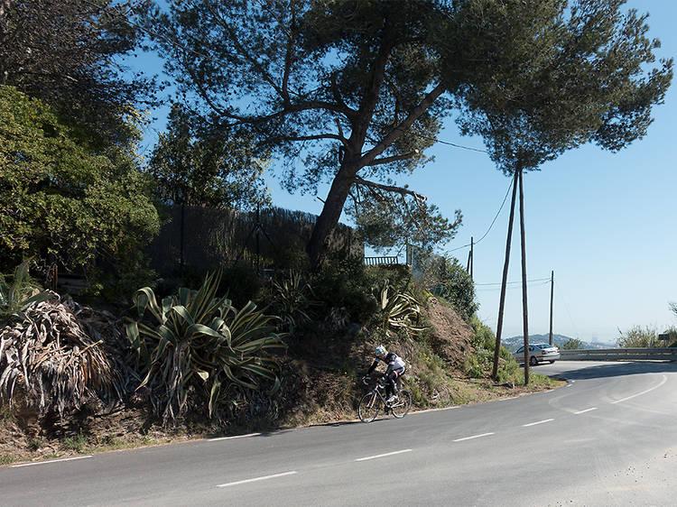 Escalada Ciclista a Montjuïc - Per principiants