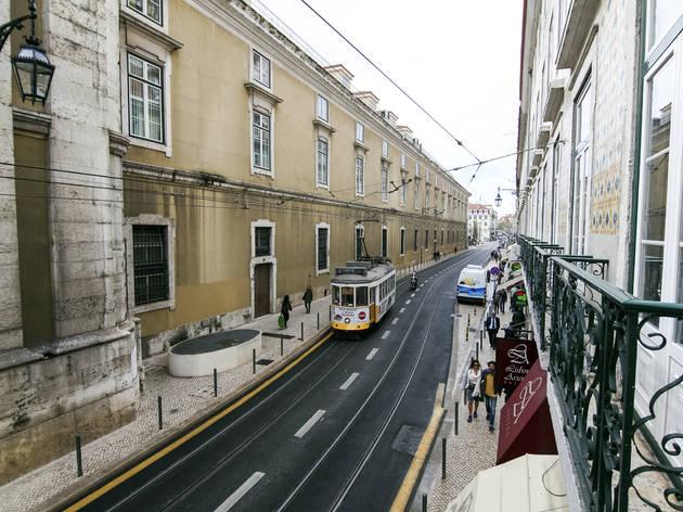 Lisboa Arsenal Suites (©Time Out Lisboa)